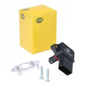 Saugrohrdruck HELLA 6PP 009 400-161 Sensor