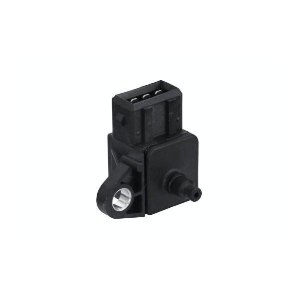 HELLA: Original Sensor, Saugrohrdruck 6PP 009 400-321 (Anschlussanzahl: 3, Nennspannung: 5V)