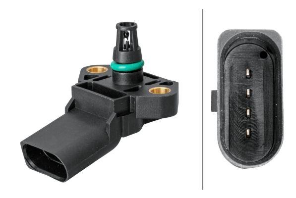 VW PASSAT 2014 Map Sensor - Original HELLA 6PP 009 400-471