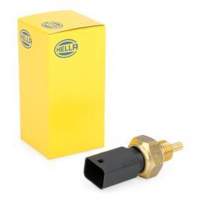 6PT 009 107-131 HELLA mit Dichtung SW: 21, Anschlussanzahl: 3 Sensor, Kühlmitteltemperatur 6PT 009 107-131 günstig kaufen