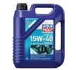 15W40 PKW Motoröl - 4100420250163 von LIQUI MOLY online günstig kaufen