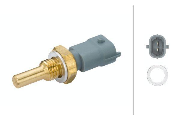 6PT 009 107-611 Öltemperatursensor HELLA in Original Qualität