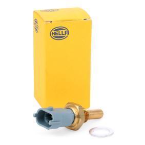 6PT 009 107-611 HELLA mit Dichtung Sensor, Öltemperatur 6PT 009 107-611 günstig kaufen