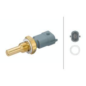 6PT 009 107-611 Sensor, Öltemperatur HELLA in Original Qualität