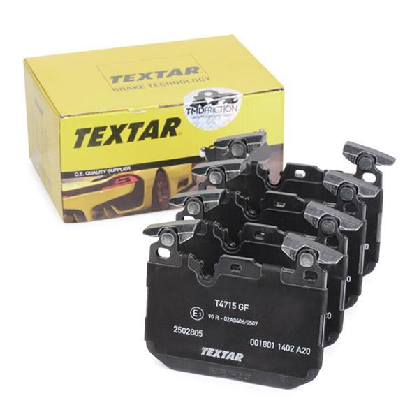 Brake Pad Set, disc brake 2502805 buy 24/7!