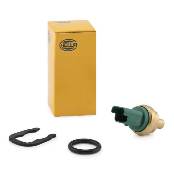 HELLA | Sensor, Kühlmitteltemperatur 6PT 009 309-391