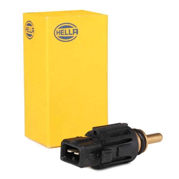 HELLA: Original Kühlmitteltemperaturfühler 6PT 009 309-541 (Anschlussanzahl: 2)