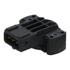 HELLA 6PX 008 476-281 Sensor Anschlussanzahl 3 Drosselklappenstellung