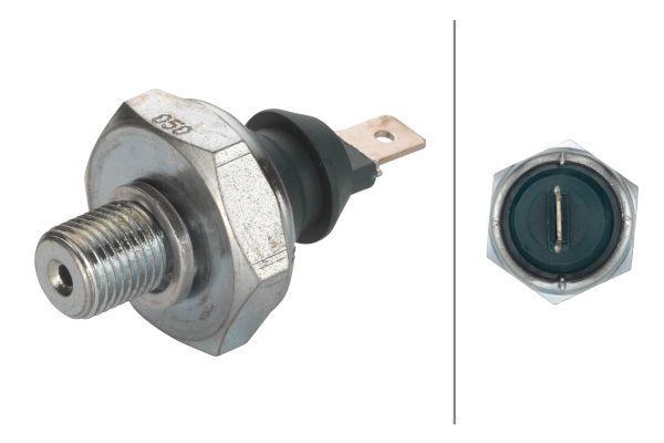 6ZL 009 600-071 HELLA Druck [bar]: 0,5bar Pol-Anzahl: 1-polig Öldruckschalter 6ZL 009 600-071 günstig kaufen