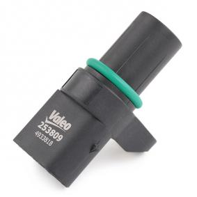 253809 Sensor, Nockenwellenposition VALEO 253809 - Große Auswahl - stark reduziert