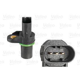 253809 Sensor, Nockenwellenposition VALEO in Original Qualität