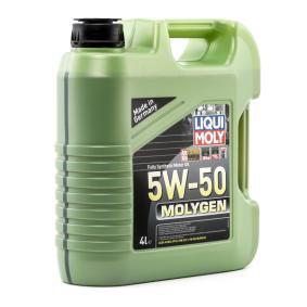 2543 Motoröl LIQUI MOLY Erfahrung