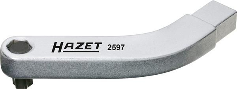 Køb 2597 HAZET 9 x 12 mm, Länge: 95mm, Gewicht: 105g, SW: T45, Antrieb: 5/16tommer, Firkant, Torx Topnøgle, dørhængsel 2597 billige
