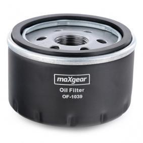 260102 Маслен филтър MAXGEAR 26-0102 - Голям избор — голямо намалание