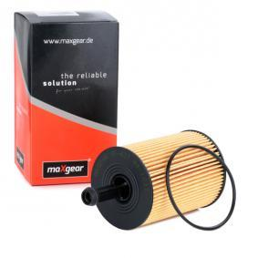 Maxgear filtro dell/'olio AUDI VW FORD SEAT SKODA MITSUBISHI CHRYSLER DODGE 26-0127