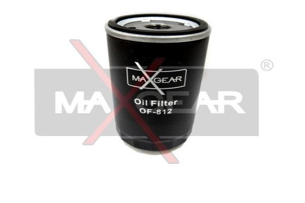 OF812 MAXGEAR Anschraubfilter, mit einem Rücklaufsperrventil Innendurchmesser 2: 62mm, Innendurchmesser 2: 62mm, Ø: 76mm, Außendurchmesser 2: 71mm, Höhe: 123mm Ölfilter 26-0131 günstig kaufen