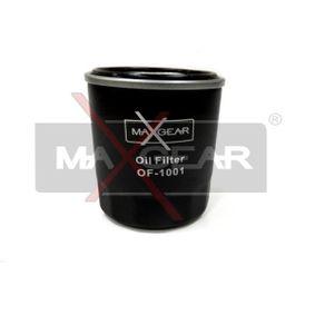 OF1001 MAXGEAR Anschraubfilter Ø: 69mm, Höhe: 86mm Ölfilter 26-0397 günstig kaufen