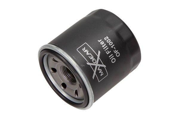 OF1002 MAXGEAR mit einem Rücklaufsperrventil Innendurchmesser 2: 54mm, Innendurchmesser 2: 62mm, Ø: 66mm, Höhe: 65mm Ölfilter 26-0578 günstig kaufen
