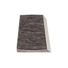 KF6403C MAXGEAR Aktivkohlefilter Breite: 172mm, Höhe: 35mm, Länge: 261mm Filter, Innenraumluft 26-0626 günstig kaufen