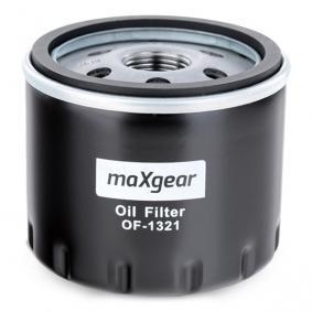 260677 Маслен филтър MAXGEAR 26-0677 - Голям избор — голямо намалание