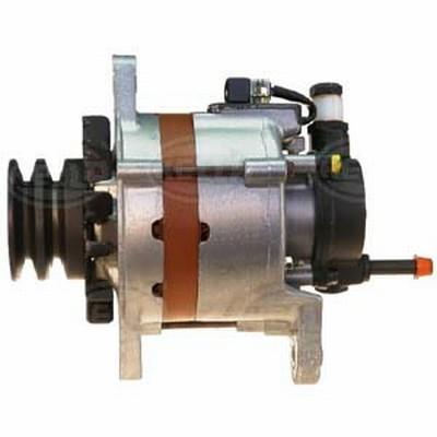 JA777 HELLA 14V, 55A Rippenanzahl: 2 Lichtmaschine 8EL 730 111-001 günstig kaufen