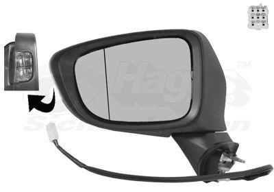 2766817 VAN WEZEL Išorinis veidrodėlis - įsigyti internetu