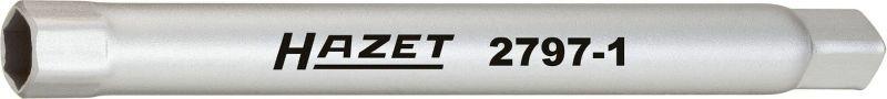 HAZET Rørpipenøkkel, støtfanger 2797-1 med rabatt — kjøp nå!