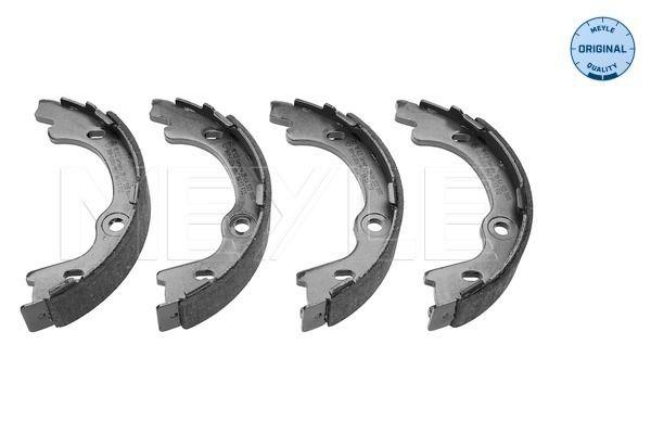 MEYLE: Original Bremsklötze für Trommelbremse 28-14 533 0000 (Breite: 26,5mm)