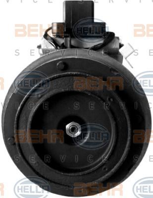 8FK351108531 Kompressor, Klimaanlage HELLA 8FK 351 108-531 - Große Auswahl - stark reduziert