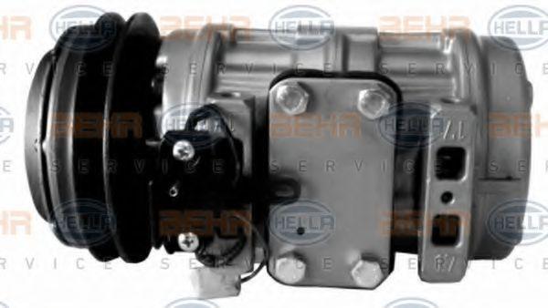 8FK351108-531 Kältemittelkompressor HELLA Erfahrung