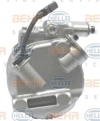 8FK351110831 Kompressor, Klimaanlage HELLA 8FK 351 110-831 - Große Auswahl - stark reduziert