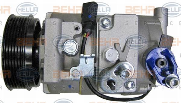 8FK351110-881 Kältemittelkompressor HELLA Erfahrung