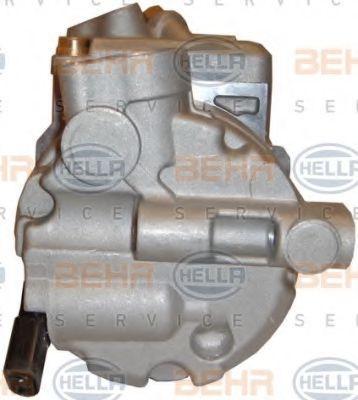 8FK351110921 Kompressor, Klimaanlage HELLA 8FK 351 110-921 - Große Auswahl - stark reduziert