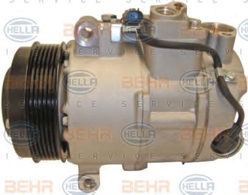 8FK 351 110-911 HELLA Compressor  air conditioning