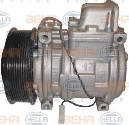 Original MERCEDES-BENZ Klimakompressor 8FK 351 110-991
