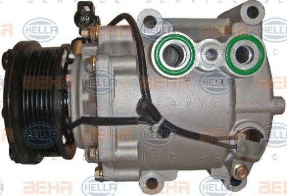 Klimakompressor HELLA 8FK 351 113-901 Anmeldelser