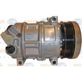 8FK 351 114-151 Kompressor, Klimaanlage HELLA in Original Qualität