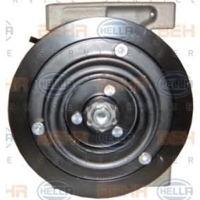 8FK351114651 Klimakompressor HELLA 8FK 351 114-651 - Große Auswahl - stark reduziert