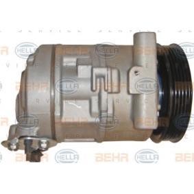 8FK351114-651 Klimaanlage Kompressor HELLA Erfahrung