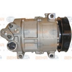 8FK 351 114-651 Kompressor, Klimaanlage HELLA in Original Qualität