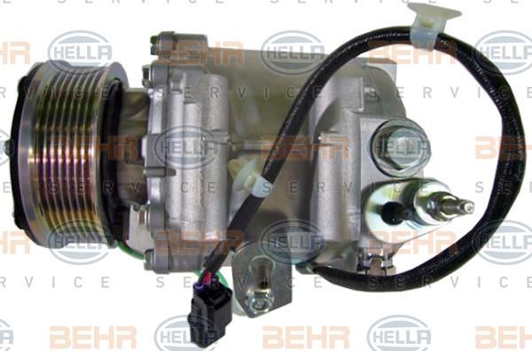 Original HONDA Kompressor 8FK 351 121-071