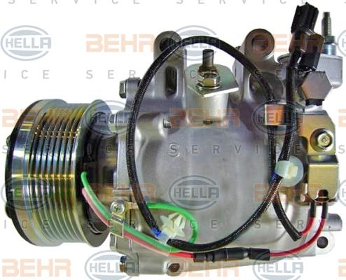Original HONDA Kompressor Klimaanlage 8FK 351 121-551