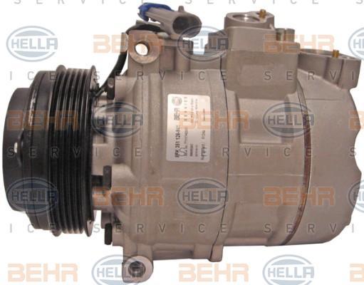 Original OPEL Kompressor Klimaanlage 8FK 351 126-941