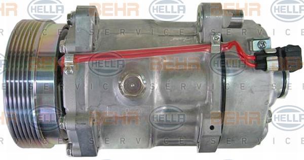 Original SEAT Klimakompressor 8FK 351 127-331