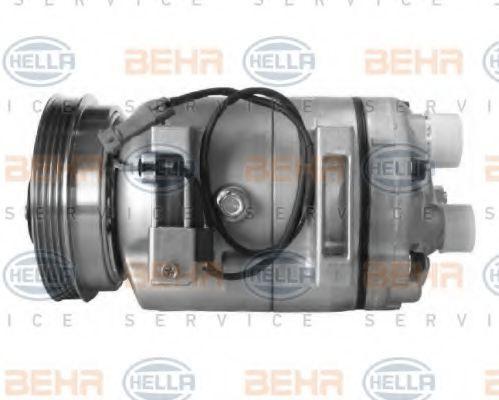 Original LEXUS Klimakompressor 8FK 351 127-671