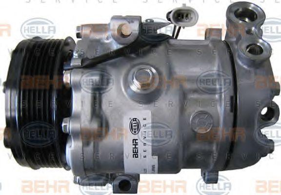 Original OPEL Klimakompressor 8FK 351 127-761