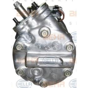 Climatizzatore BEHR HELLA SERVICE 8FK 351 127-761  Compressore