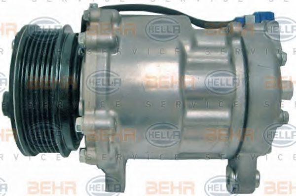 Original SEAT Klimakompressor 8FK 351 127-891