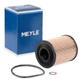MOF0095 MEYLE mit Dichtung, Filtereinsatz, ORIGINAL Quality Innendurchmesser: 21mm, Ø: 65mm, Höhe: 83mm Ölfilter 29-14 322 0001 günstig kaufen
