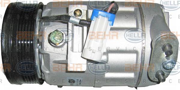 Original OPEL Kompressor Klimaanlage 8FK 351 134-591